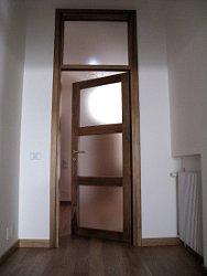 Porte a battente falegnameria avoledo - Sopraluce porta ...