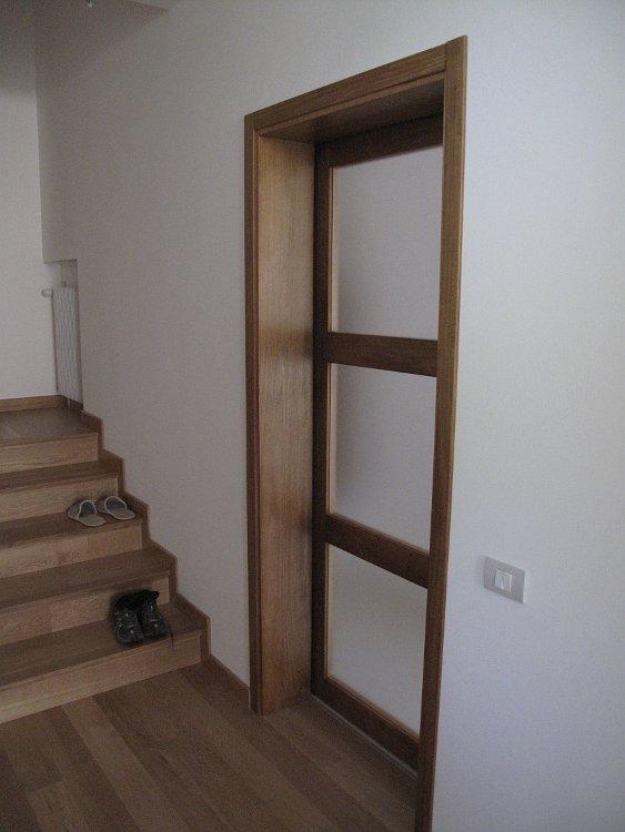 Appartamento 90 mq pianta - Apertura di una porta in un muro portante interno ...