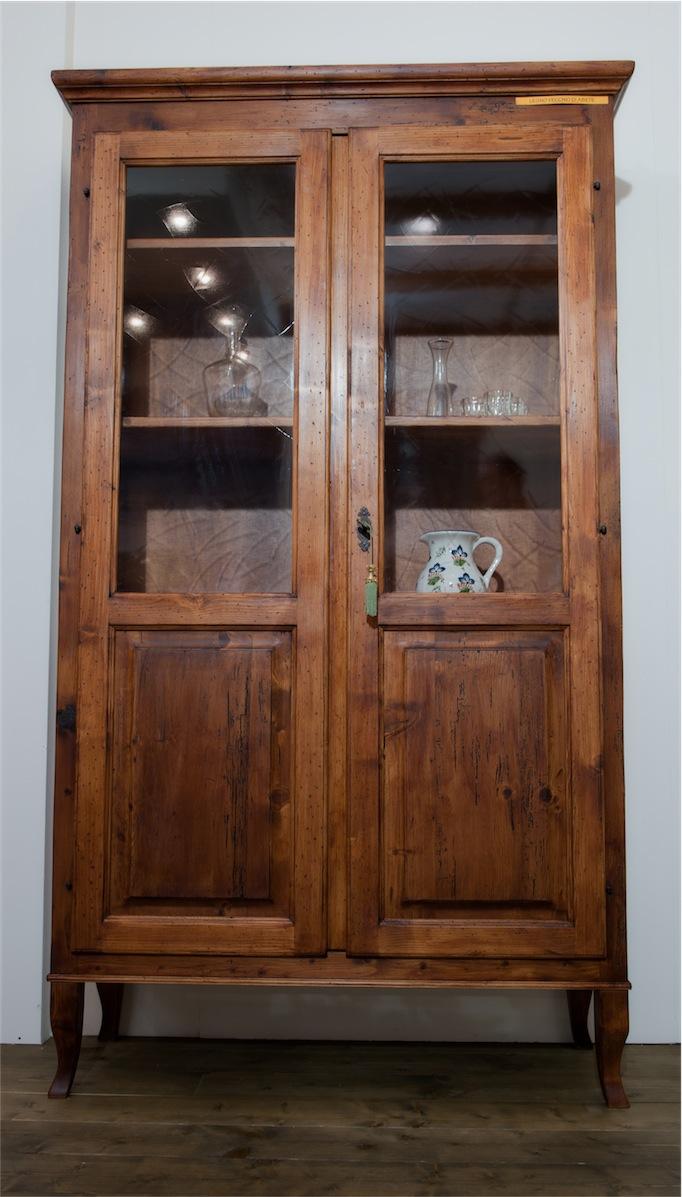 Credenza in legno vecchio - Falegnameria Avoledo