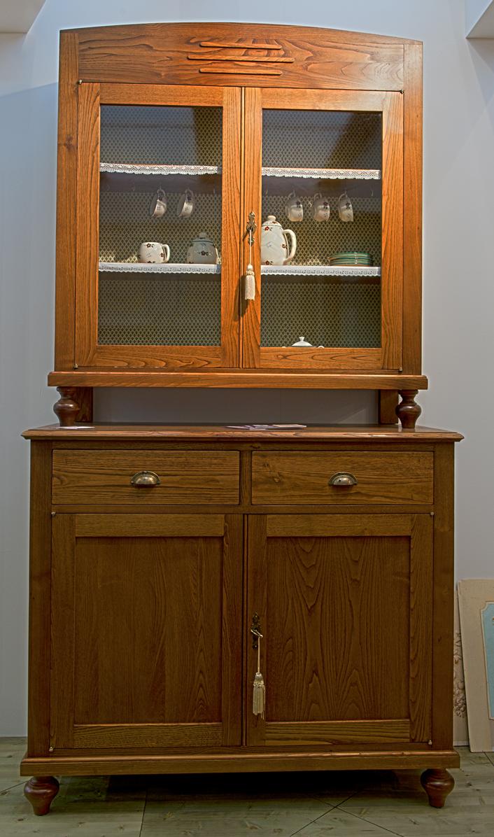 Credenza della nonna falegnameria avoledo - I mobili della nonna ...